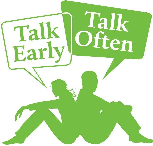 Talk Early, Talk Often - Marijuana