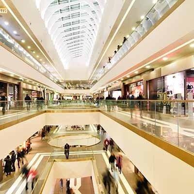 il centro commerciale