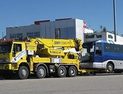 soccorso stradale camion