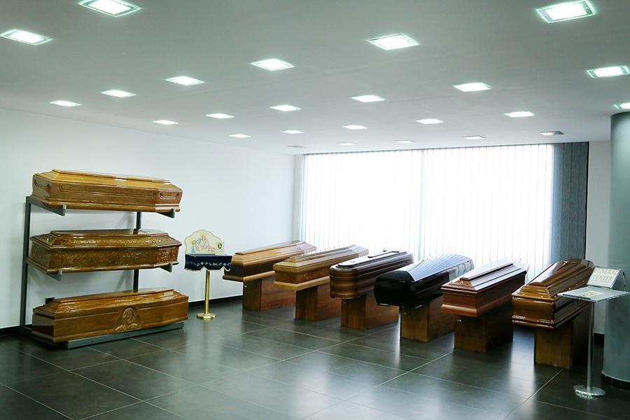 Funeral Center