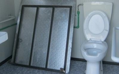 Sevizio igienico per portatori di handicap