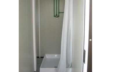 Monoblocco in pannelli coibentati uso servizi igienici