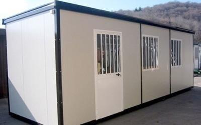 Vendita container monoblocco