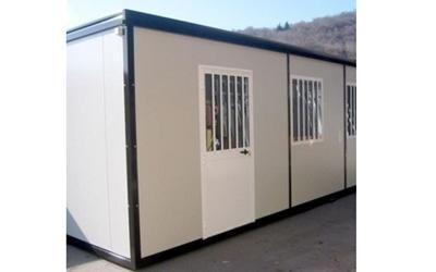 Container in pannelli coibentati di qualsiasi dimensione