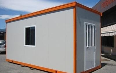 Container monoblocco