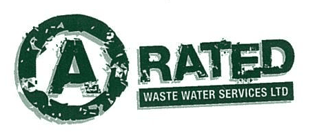 A Rated Waste Water Services Limited logo