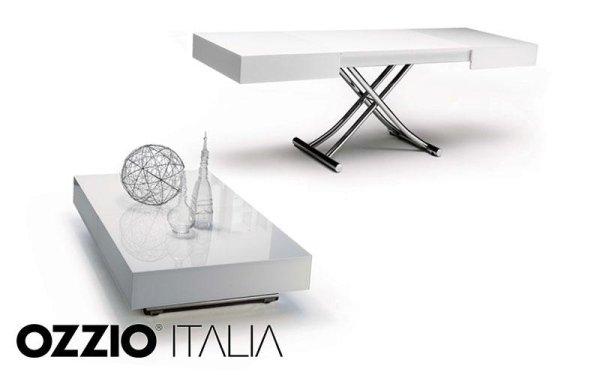 Tavolo trasformabile Ozzio Italia