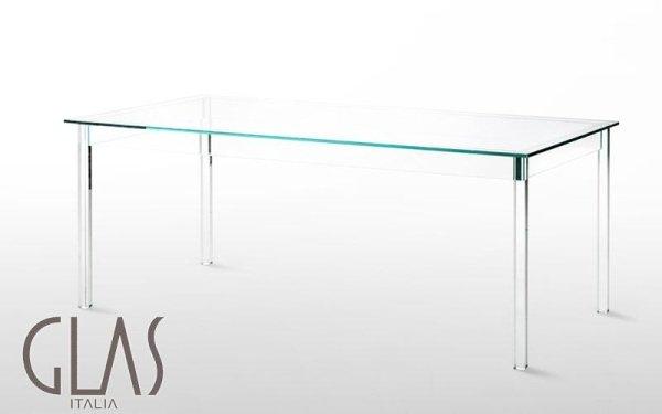 Tavolo Sublimazione trasparente