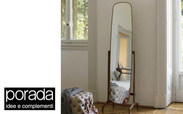 Specchio autoportante