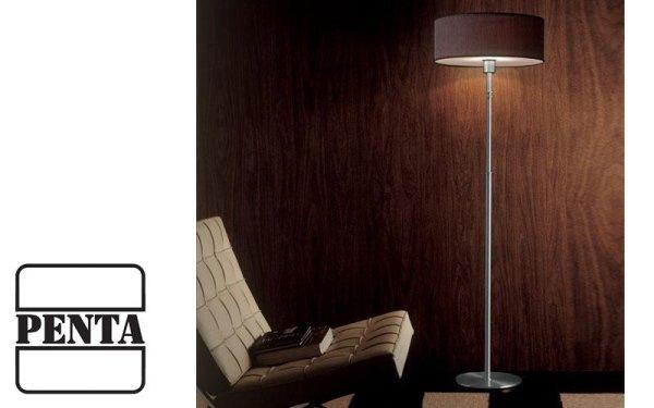Lampade da tavolo con paralume in tessuto