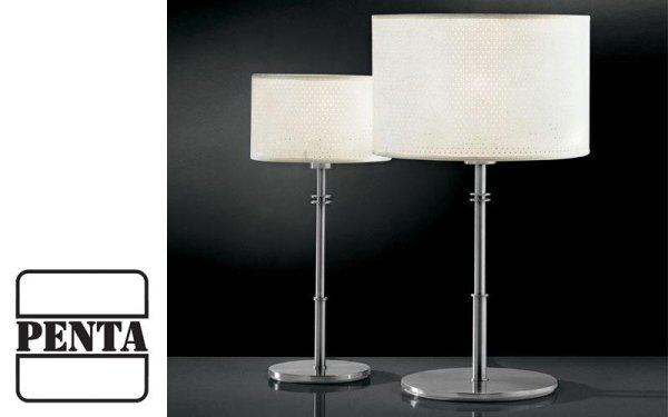 Lampade da tavolo con struttura in metallo