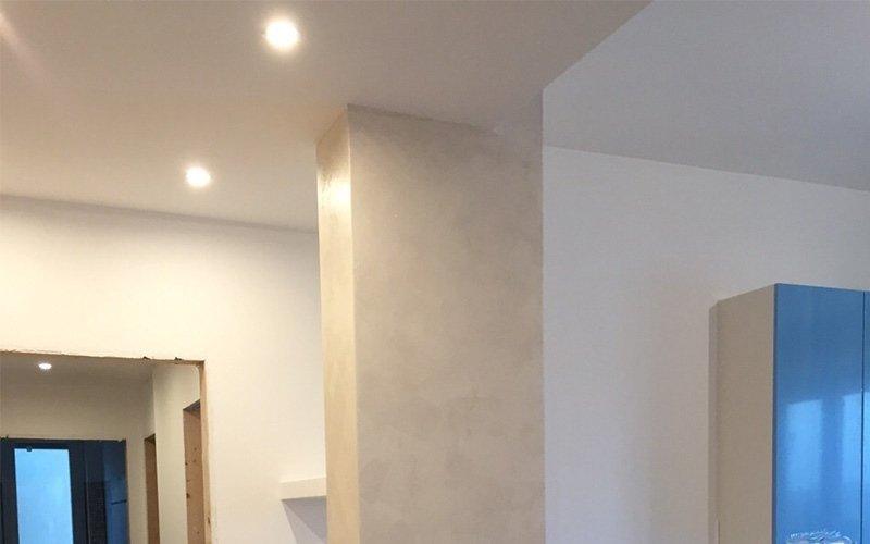 parete ridipinta