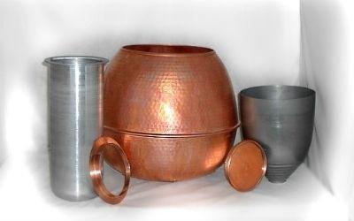 prodotti metallo al tornio