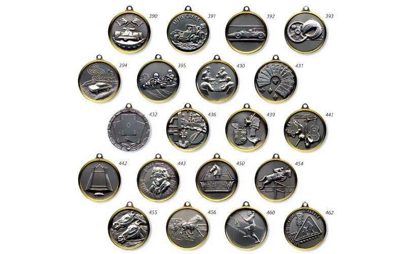 Produzione e vendita medaglie