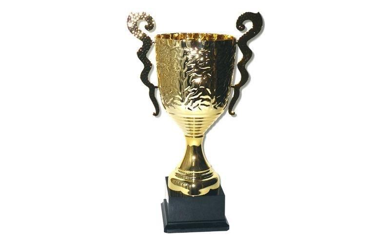 Coppa doppi manici oro