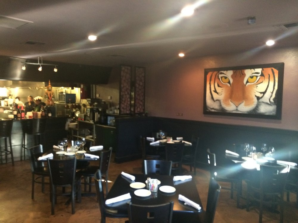 Inside view Photo of The Wild Thaiger Restaurant in Phoenix