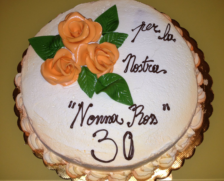 torta compleanno nonna