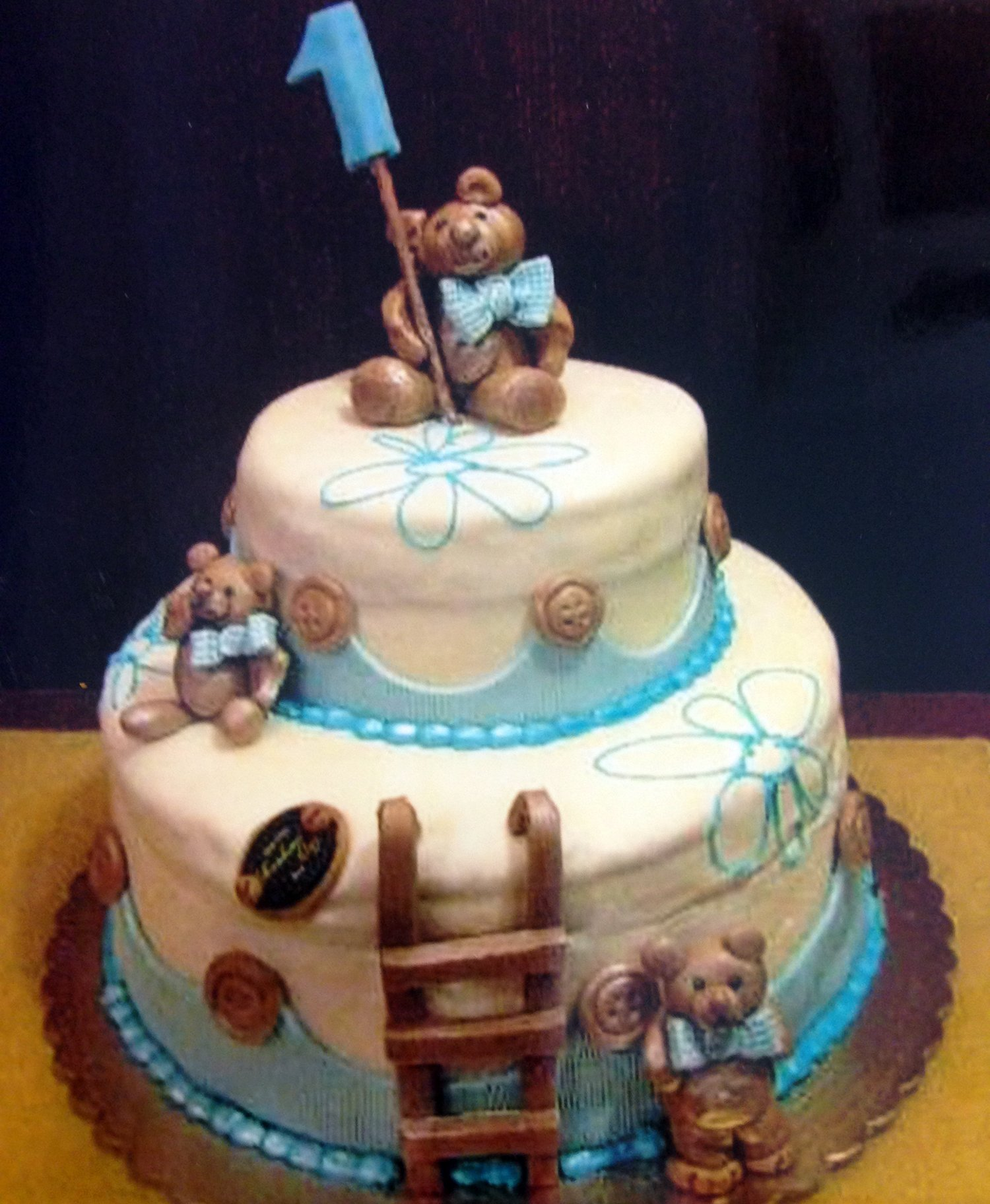 torta bambino