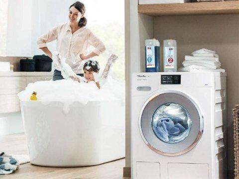Fornitura lavatrici e asciugabiancheria