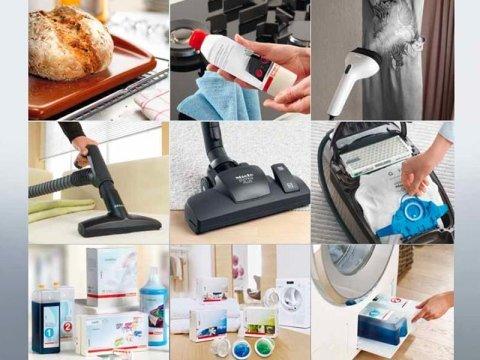 Fornitura accessori e detergenti