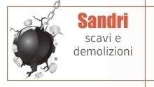 scavi, demolizioni