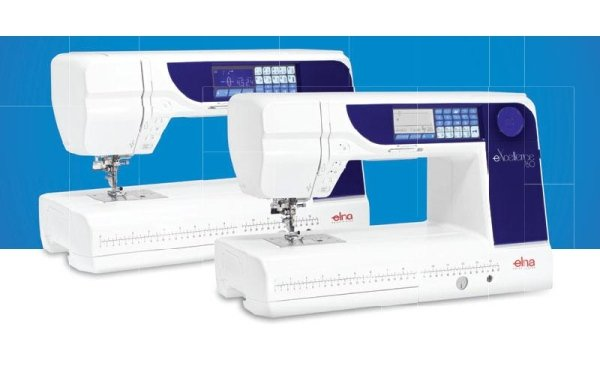 macchina per cucire elettronica 730-760
