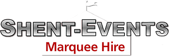 Shent-Events Marquee Hire Company Logo