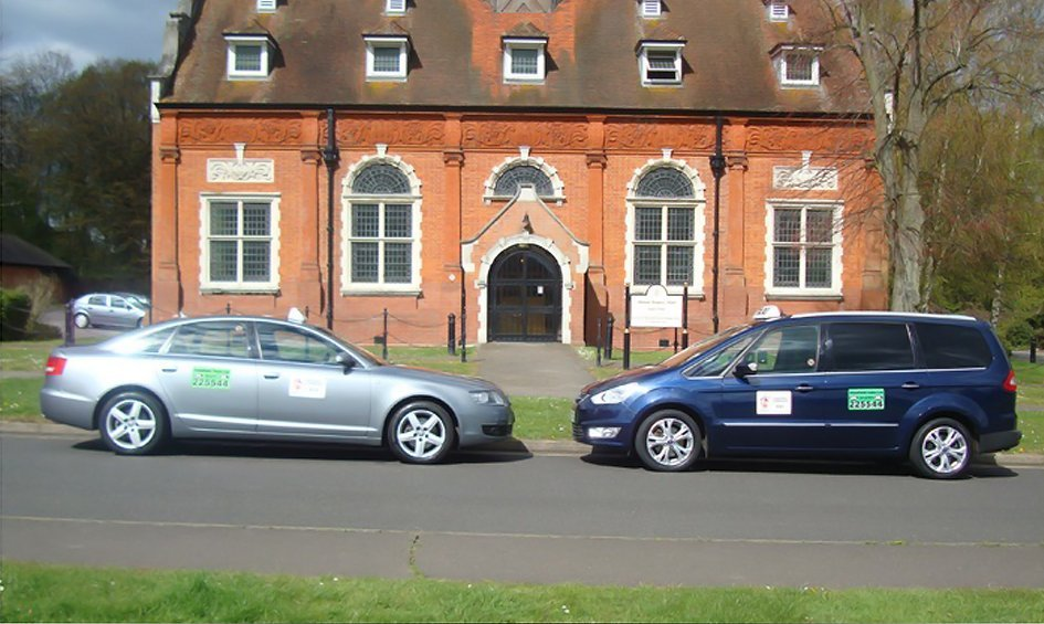 2 taxis for hire