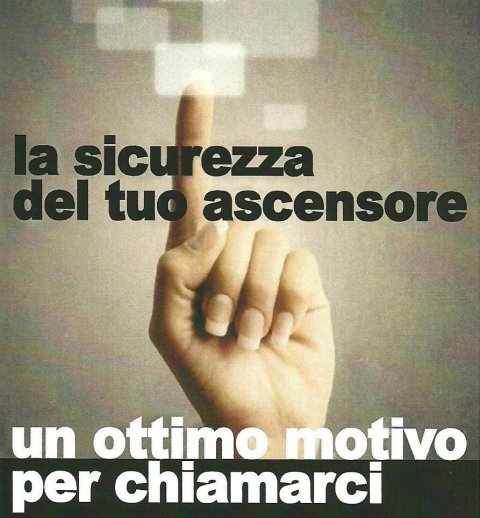sicurezza ascensore