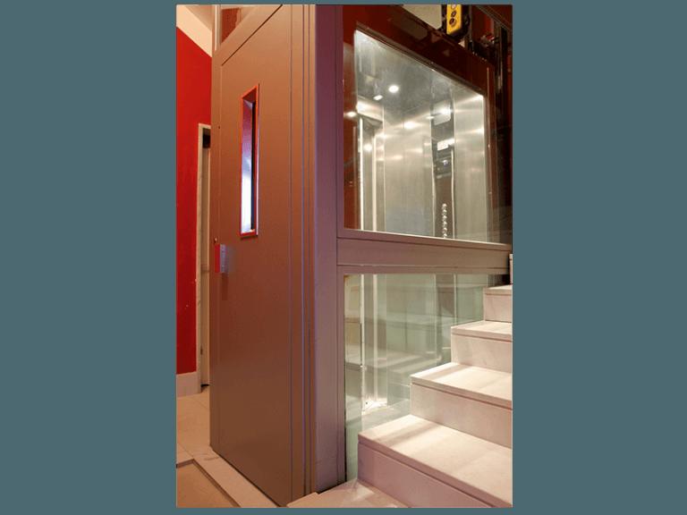 schema elettrico ascensori