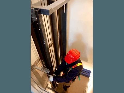 Installazione ascensori e montacarichi