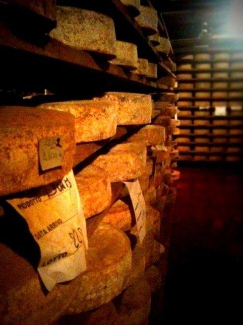 locali per stagionatura formaggi