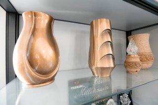 vasi e oggetti funerari