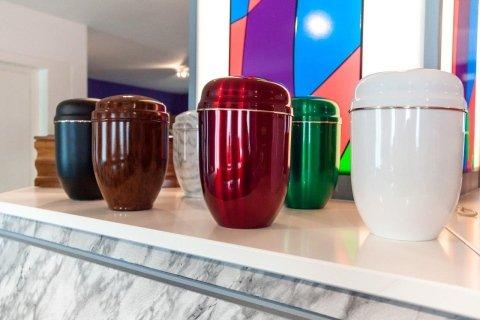 urne funerarie per cremazioni