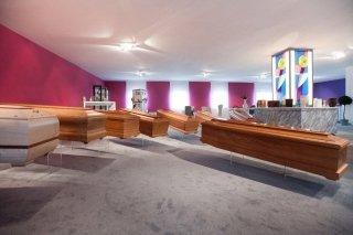 Sala espositiva interna