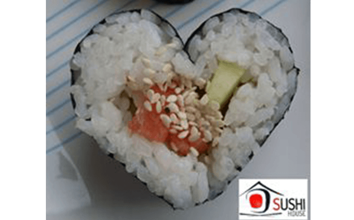sushi cuore