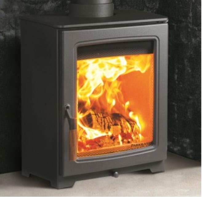 Parkray Aspect 4 Compact 4.9kw Woodburning stove