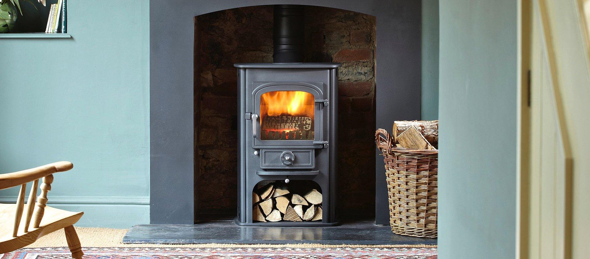 modern chimney