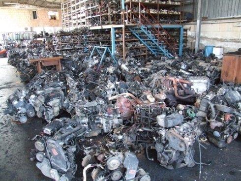 riciclo motori