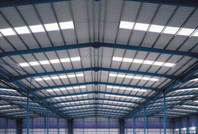 industrial roofing - Wellingborough - Cladfit Ltd - roofing