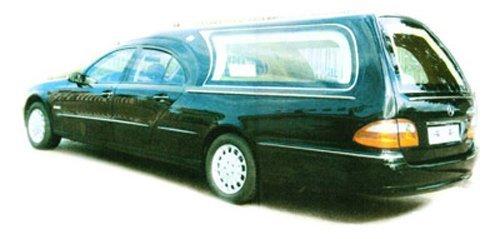 auto per funerale