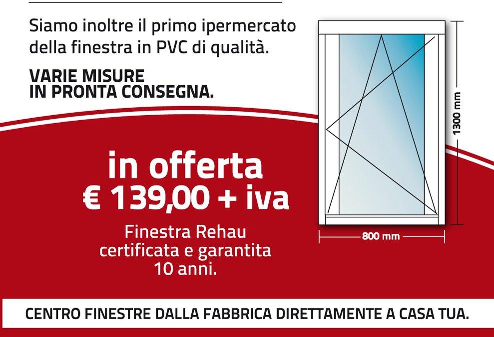 Finestre in pvc prezzo trendy finestre in pvc su misura - Finestre pvc su misura prezzi ...