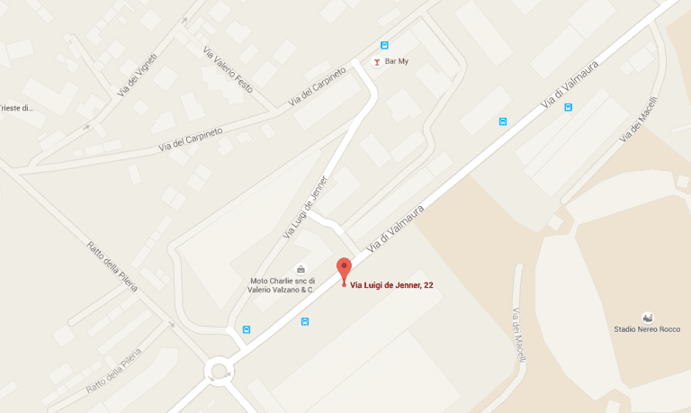 www.google.it/maps/place/Via+Luigi+de+Jenner,+22,+34148+Trieste/@45.6227098,13.790005,17.7z/data=!4m2!3m1!1s0x477b6a4ac6f24539:0x7329e5e3acce6f7d?hl=it