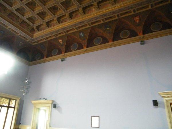 ristrutturazione affreschi
