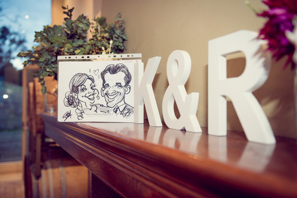 Wedding Entertainment Ideas | Wedding Entertainment Melbourne Caricature Artist For Wedding