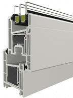 portefinestre in alluminio