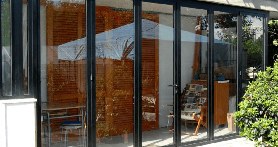persiane finestre in alluminio