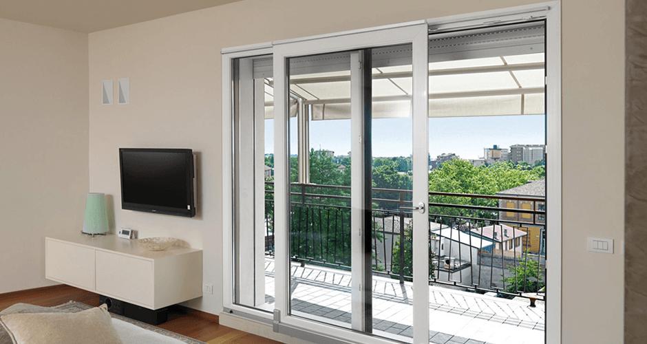 installazione finestre in PVC