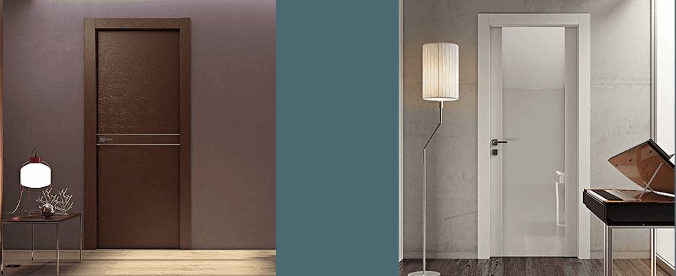 Porte da interni firenze comfort ville for Elementi divisori per interni