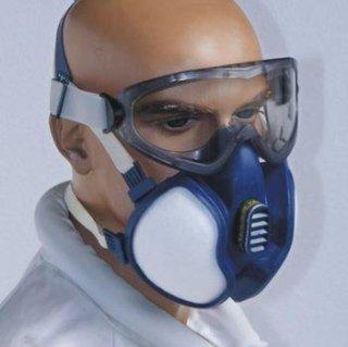 maschera protezione